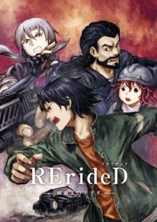 RErideD: Tokigoe no Derrida (Dub) Episode 12 English Subbed