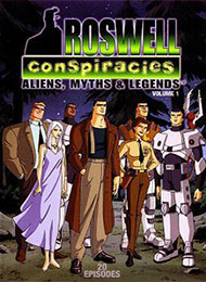 Roswell Conspiracies: Aliens, Myths & Legends (Dub) Episode 40 English Subbed