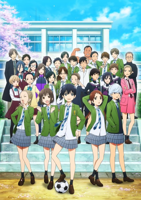 Sayonara Watashi no Cramer Episode 7 English Subbed