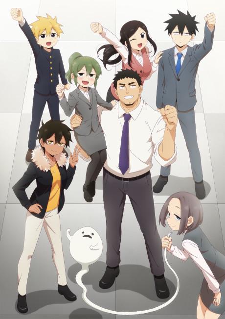 Senpai ga Uzai Kouhai no Hanashi Episode 3 English Subbed