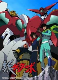 Shin Getter Robo (Dub) Episode 13 English Subbed