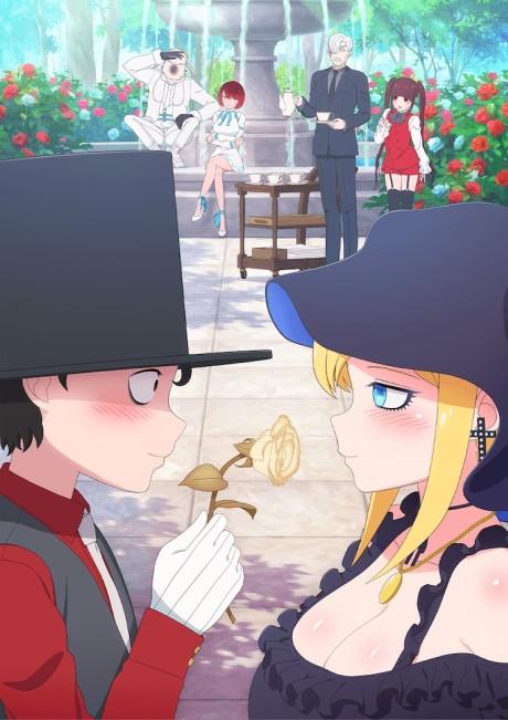 Shinigami Bocchan to Kuro Maid Episode 5 English Subbed