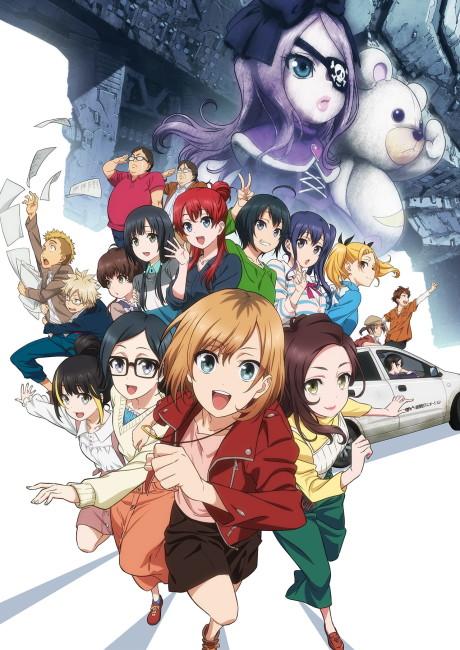 Shirobako Movie Episode 1 English Subbed