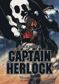 Space Pirate Captain Herlock: Outside Legend - The Endless Odyssey (Dub) Episode 13 English Subbed