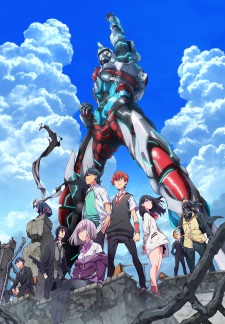SSSS.Gridman Episode 12 English Subbed