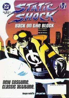 Static Shock (Dub) Episode 52 English Subbed