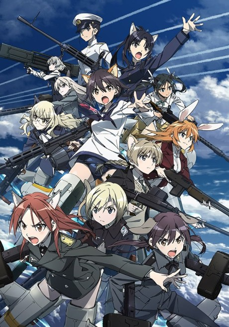 Strike Witches: Road to Berlin Episode 8 English Subbed