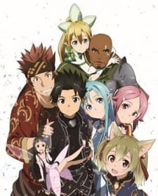 Sword Art Online: Sword Art Offline - Extra Edition Episode 1 English Subbed