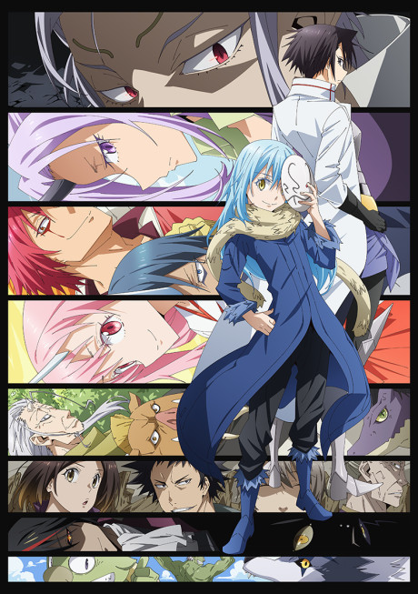 Tensei shitara Slime Datta Ken 2nd Season (Dub) Episode 8 English Subbed