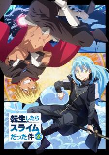 Tensei shitara Slime Datta Ken 2nd Season Part 2 (Dub) Episode 3 English Subbed