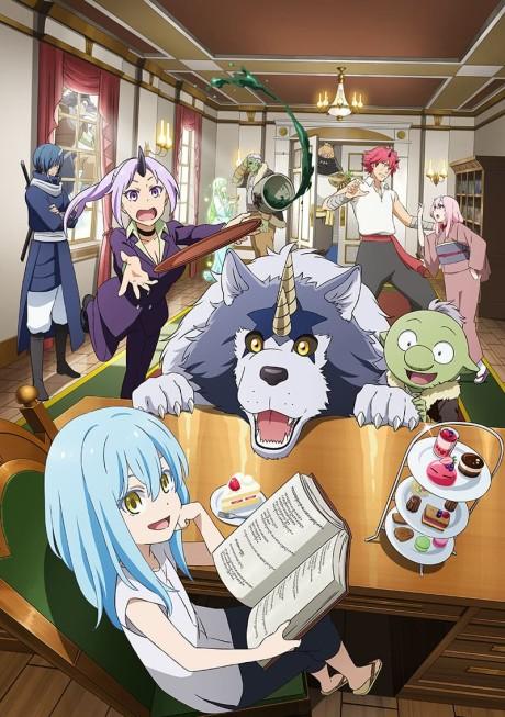 Tensura Nikki: Tensei shitara Slime Datta Ken Episode 6 English Subbed