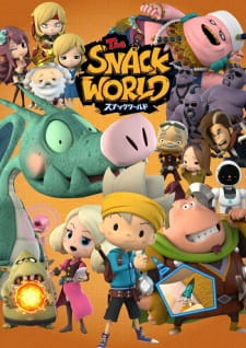 The Snack World (TV) Episode 18 English Subbed