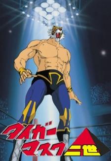 Tiger Mask Nisei Episode 29 English Subbed