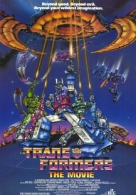 Transformers: The Movie (Dub) Episode 1 English Subbed