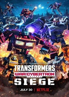 Transformers: War for Cybertron Episode 6 English Subbed
