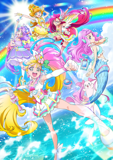 Tropical-Rouge! Precure Episode 8 English Subbed