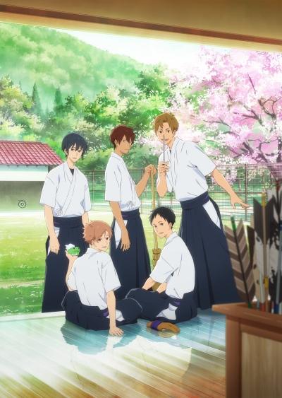 Tsurune: Kazemai Koukou Kyuudoubu Episode 13 English Subbed