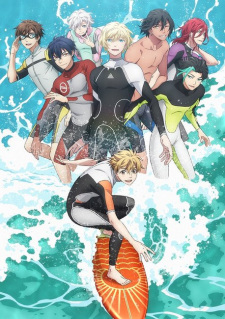Wave!! Surfing Yappe!! (TV) Episode 8 English Subbed
