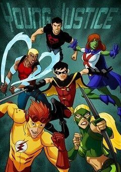 Young Justice Season 01 (Dub) Episode 26 English Subbed