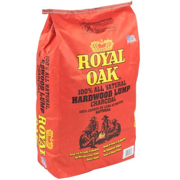 Royal Oak Natural Wood Lump Charcoal 154 lb
