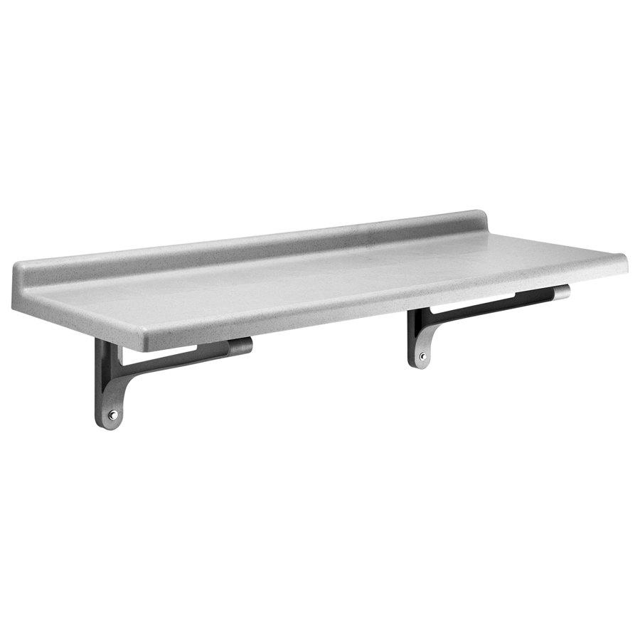 Cambro Csws1448s Camshelving 48quot X 14quot Wall Shelf