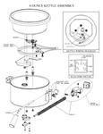 Paragon 1106110 Commercial Theater 6 oz. Popcorn Machine