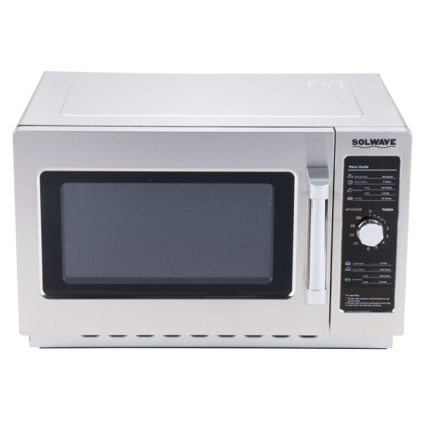 Microwave with Dial Control