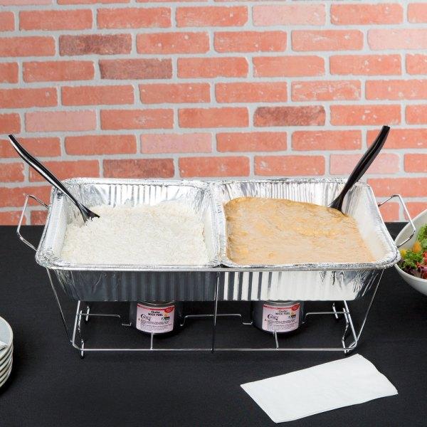 Disposable Buffet Serving Set