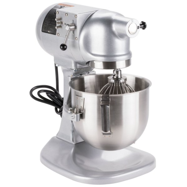 Hobart N50 5 Qt. Commercial Countertop Mixer With