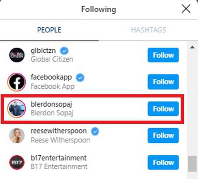 Kush është shqiptari që Jennifer Lopez ndjek në Instagram