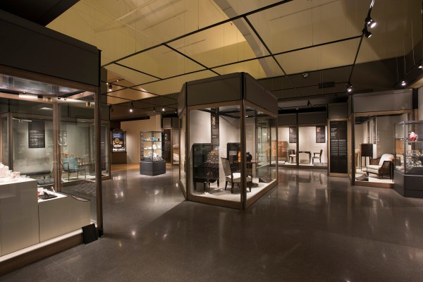Rom Showcases 20th Century Furniture And