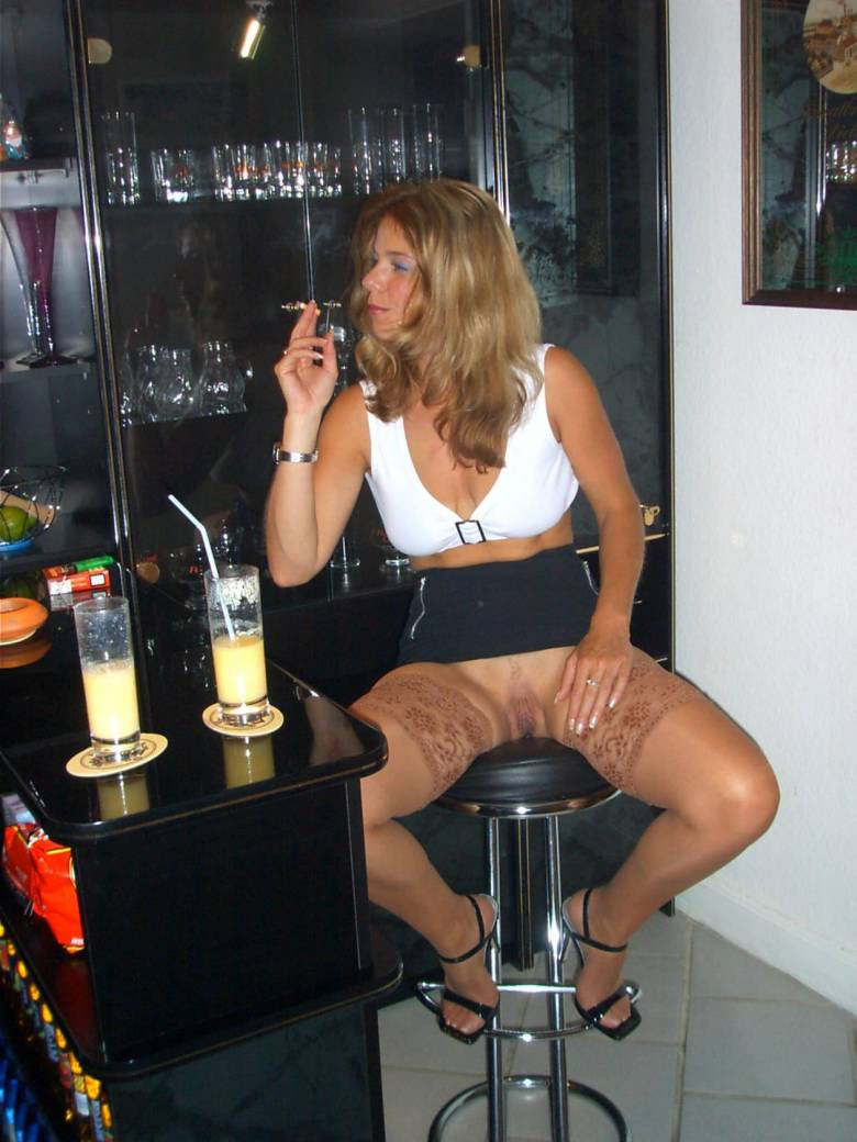 From the bar to the home bar  Upskirt  Sorted by rating  Luscious