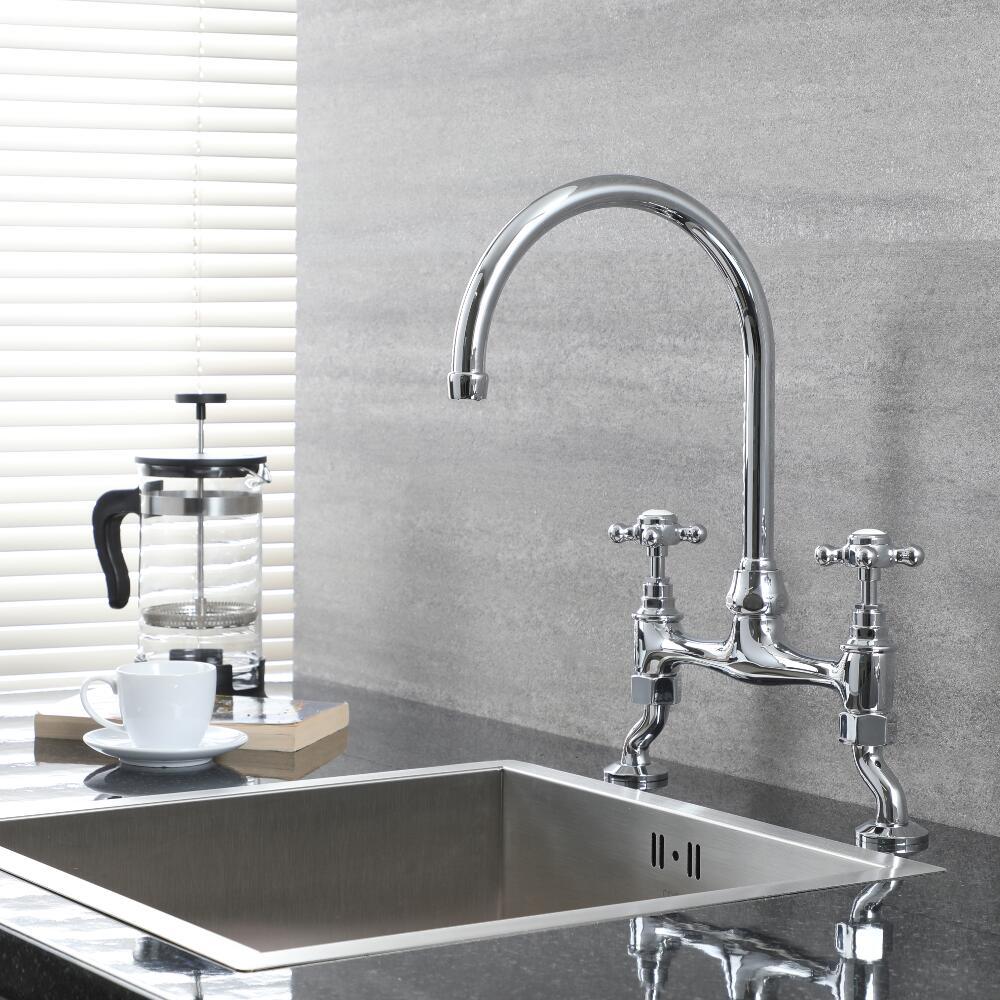 Rubinetto cucina: guida alla scelta del rubinetto