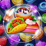 download Food POP : 2019 best puzzle game (food burst 2) apk