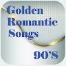 Golden Romantic Songs 90's icon