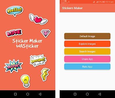 Sticker Maker-WASticker 1 0 apk download for Android • com matrulax