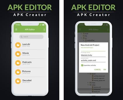 APK Editor & APK Creator 1 2 apk download for Android • revel app