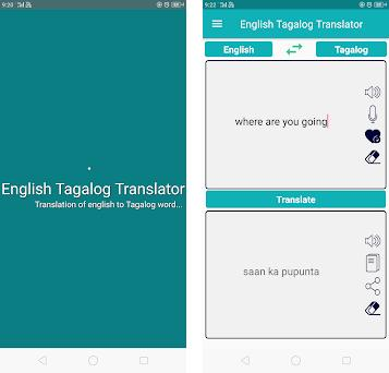 English Tagalog Translator 1 2 apk download for Android