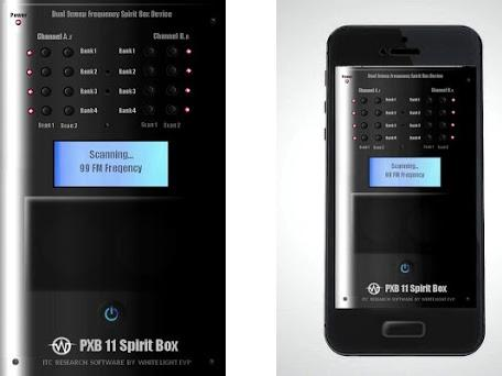 PXB 11 Spirit Box 1 0 apk download for Android • appinventor