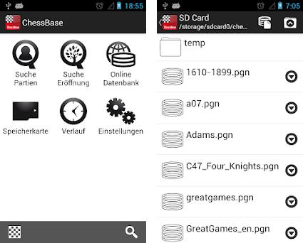 ChessBase Online 3 7 3 1928 apk download for Android
