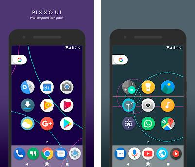 PIXXO - PIXEL ICON PACK 7 apk download for Android • com