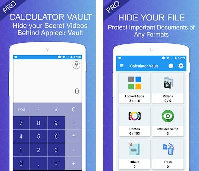 Calculator Vault App Lock : Hide Photo PRO 1 2 apk download