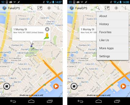 Fake GPS Go Location Spoofer 5 0 3 apk download for Android