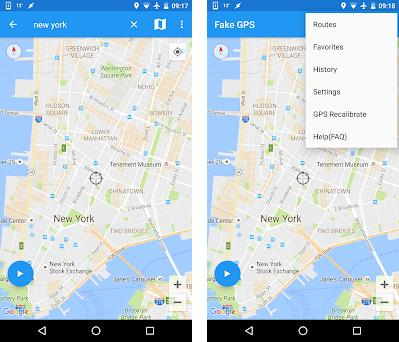 Fake GPS Joystick & Routes Go 1 6 1 apk download for Android • com