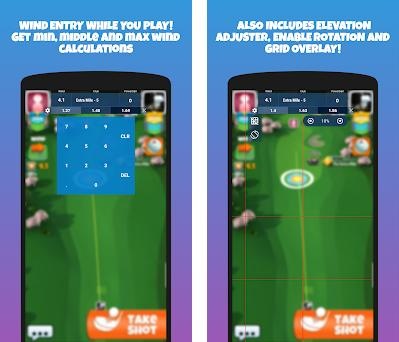 Golf Caddy App