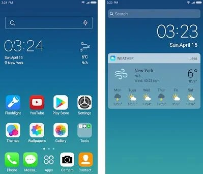 X Launcher Prime: With OS Style Theme & No Ads 1 5 1 apk