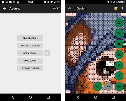 CrossStitch Editor Pro preview screenshot