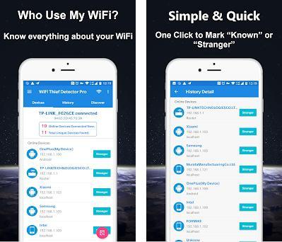 WiFi Thief Detector Pro(No Ad) - Who Use My WiFi? 1 0 1 apk