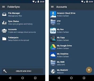 FolderSync Pro 2 9 16 apk download for Android • dk tacit android