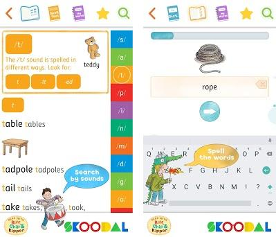 Phonics Spelling Dictionary 1 0 apk download for Android